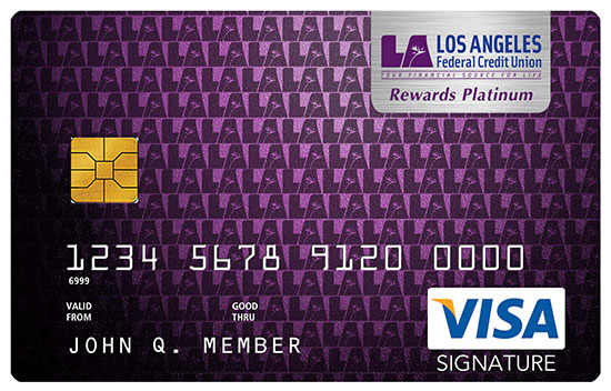Signature Rewards Platinum Visa Var