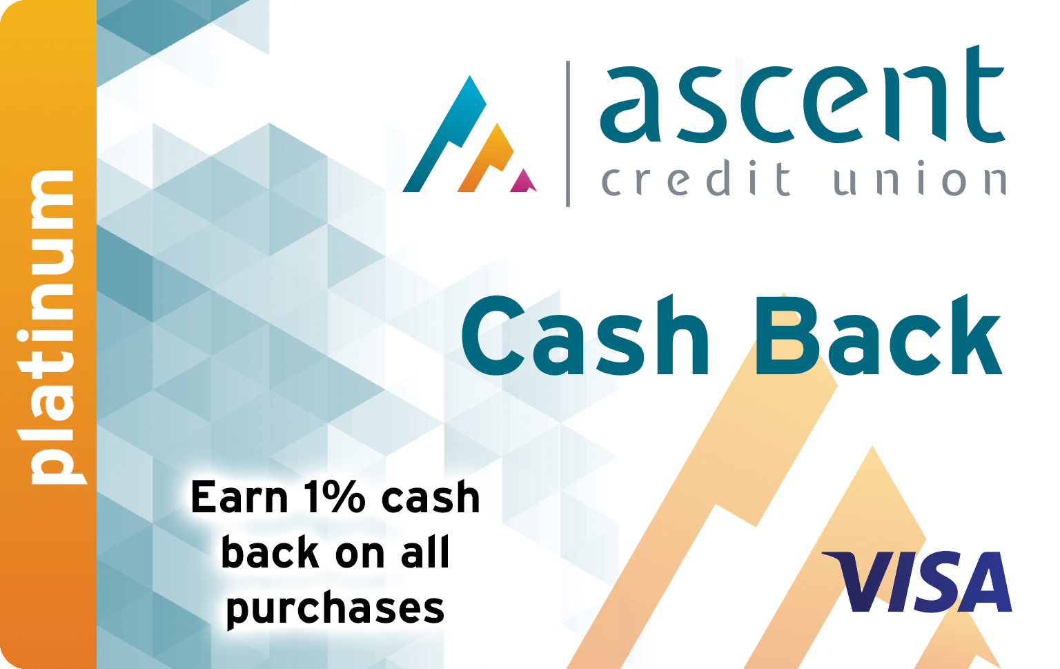 Visa Platinum Cash Back